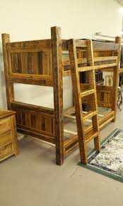 Barnwood Bunk Beds 13 Best Barnwood Bunk Beds Images On Pinterest 3 4 Beds Bunk