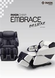 Inada Massage Chair Hcp N333 Inada Massage Chair