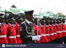 nigeria police uniform stock photos u0026 nigeria police uniform stock