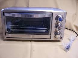 Black Decker 6 Slice Toaster Oven Toaster Oven Oster 6 Slice Convection Silver Stainless Toast Bake