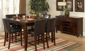 dining room counter height sets beautiful tall dining room