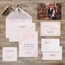 vintage lace wedding invitations blush paper co