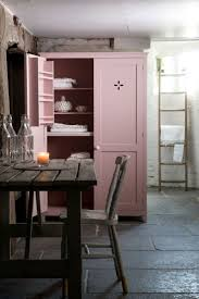 25 best larder cupboard ideas on pinterest kitchen larder devol s pink pantry cupboard painted in fired earth s parlour