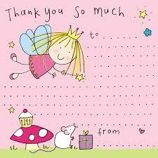 kids birthday party thank you cards alanarasbach com
