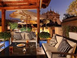 la terrazza terrazza cesari restaurant rome