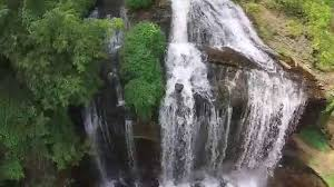 Wisconsin waterfalls images Cascade falls and willow falls mn wi waterfalls drone footage w jpg