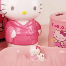 home hello kitty bathroom set 4pcs hello kitty bathroom