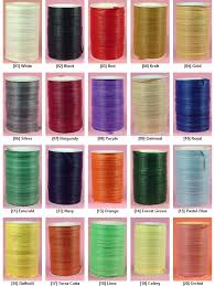 colored raffia matte raffia ribbon colored raffia by bidesvillage