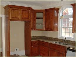 crown moulding ideas for kitchen cabinets walnut wood door crown molding kitchen cabinets