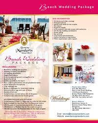wedding packages weddings boracay luxury official site of boracay mandarin
