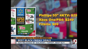 playstation 4 black friday 2016 price target walmart 2016 black friday ad is released wcpo cincinnati oh