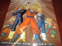 dragon ball art ebay