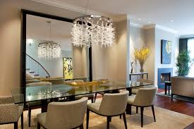 Floral Arrangements For Dining Room Table Dining Room Contemporary - Modern ceiling lights for dining room