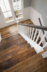 Hardwood Floor Stairs Hardwood Flooring On Stairs Titandish Decoration
