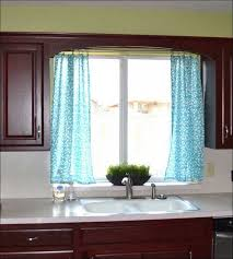 Gray Kitchen Curtains by Red And White Curtains Red And White Kitchen Curtains Ideas