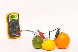 How To Make A Light Bulb How To Make A Fruit Battery