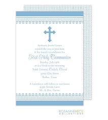 communion invitations for boys holy communion invitations and announcements of the