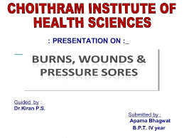How Do You Get Bed Sores Burns Wounds U0026 Pressure Sores
