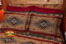 Southwest Decor Southwest Decor Bedspread Isleta King