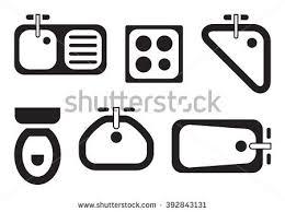 Bathroom And Kitchen Designs Floorplan Elements Download Free Vector Art Stock Graphics U0026 Images