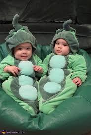 Pea Halloween Costume Peas Pod Baby Costumes Halloween Costume Contest