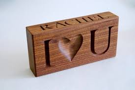 Personalized Paper Weight Gifts Personalised Wooden Paper Weight Makemesomethingspecial Com