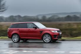 Land Rover Range Rover Sport Svr Review 2015 Parkers
