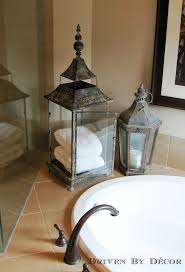 ideas on how to decorate a bathroom house tour master bedroom u0026 bathroom driven by decor