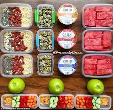 the perfect meal prep foods for weight loss revealed daily mail