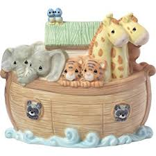 Precious Moments Nursery Decor Precious Moments Overflowing With Noah S Ark Top