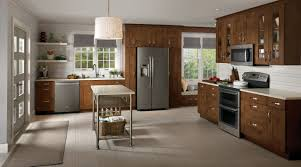 what color cabinets with slate appliances ge s new slate finish joins stainless as premium appliance