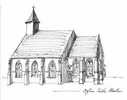 messe de mariage dessin à l encre pour un livret de messe de mariage dessine moi