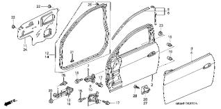 2005 honda accord coupe parts honda store 2004 accord door panels parts