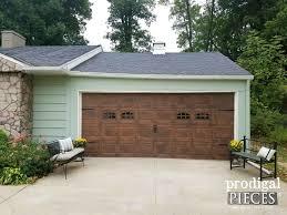 fatezzi faux wood garage doors wood garage door