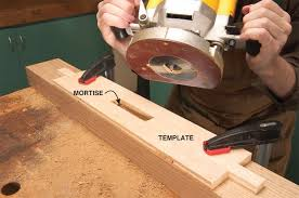 Making Wood Joints With Router by Wedged Mortise And Tenon Popular Woodworking Magazine