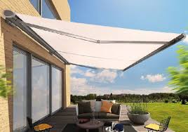 Outdoor Awnings And Blinds Patio Awnings Create Pleasantly Shaded Spaces To Relax