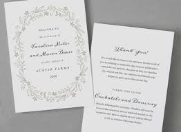how to make wedding programs cheap wedding programs printable wedding program template