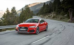 first audi 2018 audi rs5 coupe first drive review about autoworld
