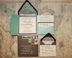 Vintage Wedding Invites Vintage Stamps Wedding Invitations 4 Elizabeth Anne Designs The