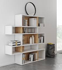 Modular Bookcase Uk White Display And Shelf Units Contemporary Furniture