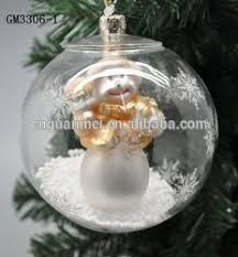 traditional stained open glass ornaments for