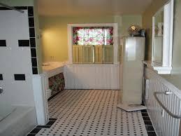 Vintage Bathroom Floor Tile Patterns - old bathroom tile ideas room design ideas