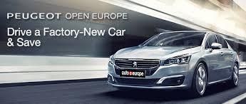 peugeot car lease deals peugeot open europe buyback car leasing travel deals pinterest