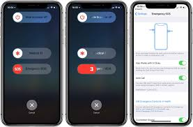 Iphone X Iphone X How To Not Accidentally Call 911 9to5mac