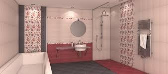 badezimmer rot badezimmer fliesen rot kreative ideen über home design
