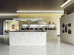 traditional kitchen wooden island lacquered gioconda by