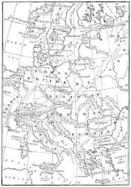Breslau Germany Map by The Baldwin Project The Little Book Of The War By Eva March Tappan