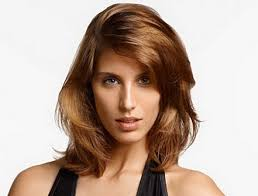 light mahogany brown hair color with what hairstyle medium wavy hairstyles with light mahogany brown hair color and
