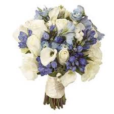 blue flowers for wedding blue flowers for weddings review wedding web corner