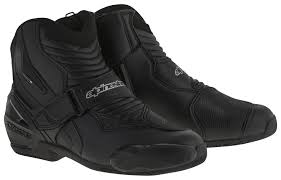 low top motorcycle boots alpinestars smx 1 r boots revzilla